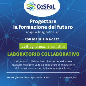 progettare la formazione del futuro Goetz 22 giugno